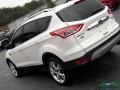 2014 White Platinum Ford Escape Titanium 2.0L EcoBoost  photo #31