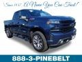 Northsky Blue Metallic 2019 Chevrolet Silverado 1500 RST Double Cab 4WD