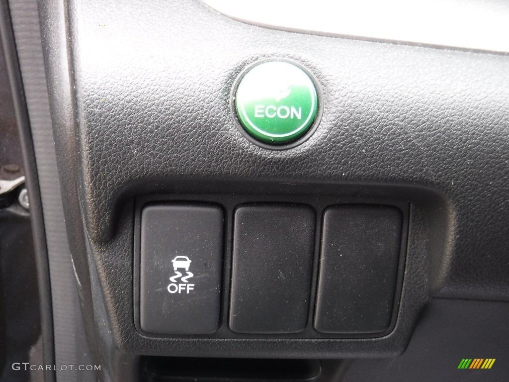 2013 CR-V EX AWD - Kona Coffee Metallic / Black photo #14