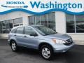 2011 Glacier Blue Metallic Honda CR-V LX 4WD #132222270