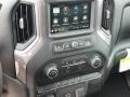 2019 Silver Ice Metallic Chevrolet Silverado 1500 Custom Z71 Trail Boss Double Cab 4WD  photo #10