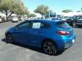 Kinetic Blue Metallic - Cruze LT Hatchback Photo No. 3