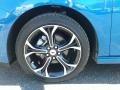 Kinetic Blue Metallic - Cruze LT Hatchback Photo No. 20