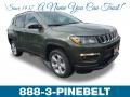 Olive Green Pearl 2019 Jeep Compass Latitude 4x4