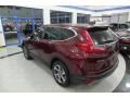 2019 Basque Red Pearl II Honda CR-V EX-L  photo #2