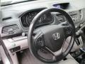 2013 Alabaster Silver Metallic Honda CR-V EX-L AWD  photo #14