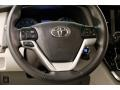 2016 Predawn Gray Mica Toyota Sienna XLE  photo #7