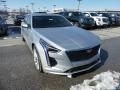 Radiant Silver Metallic 2019 Cadillac CT6 Platinum AWD