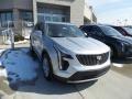 Radiant Silver Metallic 2019 Cadillac XT4 Premium Luxury AWD