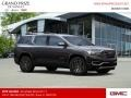 2019 Iridium Metallic GMC Acadia SLT AWD  photo #4