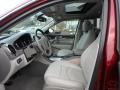 Crimson Red Tintcoat - Enclave Leather AWD Photo No. 17