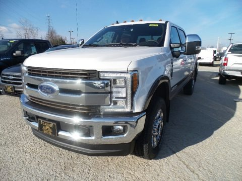 2019 Ford F350 Super Duty King Ranch Crew Cab 4x4 Data, Info and Specs