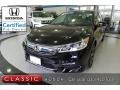 Crystal Black Pearl 2016 Honda Accord EX Sedan