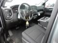 2019 Satin Steel Metallic Chevrolet Silverado 1500 Custom Crew Cab 4WD  photo #6