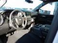 2019 Summit White Chevrolet Silverado 1500 Custom Double Cab 4WD  photo #6