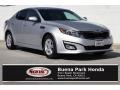 Bright Silver 2014 Kia Optima LX