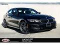 Black Sapphire Metallic 2019 BMW 3 Series 330i Sedan