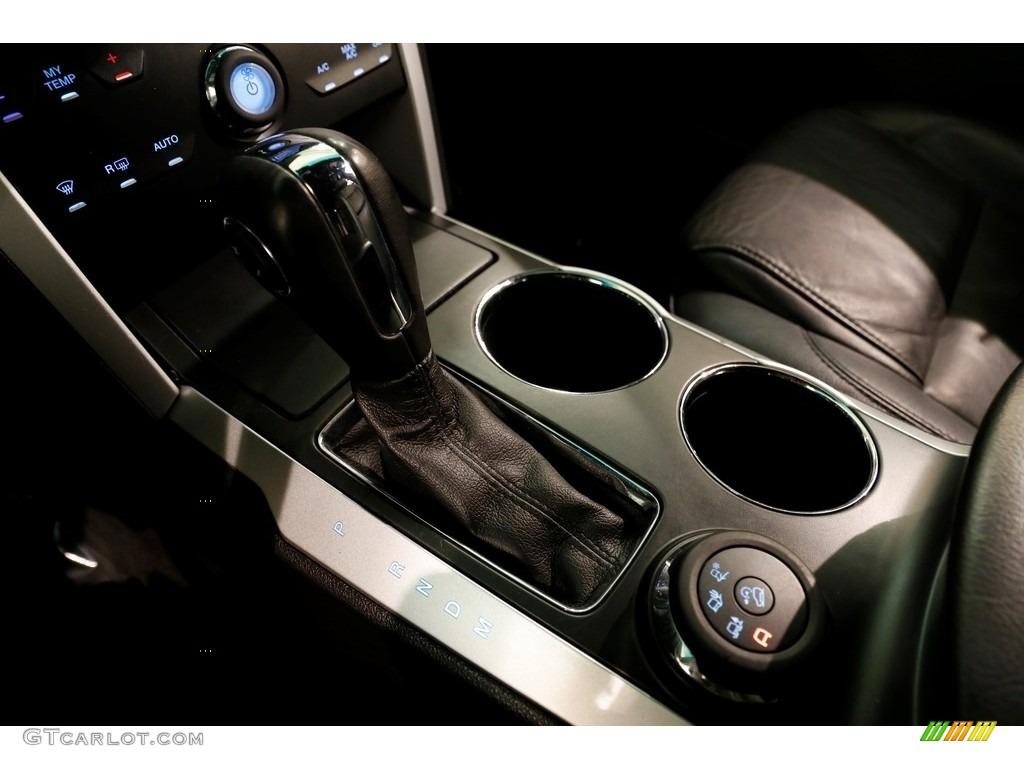 2013 Explorer XLT 4WD - Ingot Silver Metallic / Charcoal Black photo #16