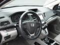 2013 Basque Red Pearl II Honda CR-V EX-L AWD  photo #13