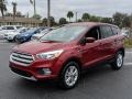 2019 Ruby Red Ford Escape SE  photo #1