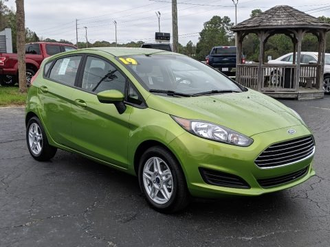 2019 Ford Fiesta SE Hatchback Data, Info and Specs