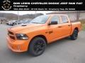 Omaha Orange 2019 Ram 1500 Classic Tradesman Crew Cab 4x4