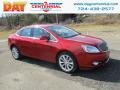 Crystal Red Tintcoat 2016 Buick Verano Convenience Group