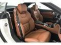 2019 SL 550 Roadster Saddle Brown/Black Interior