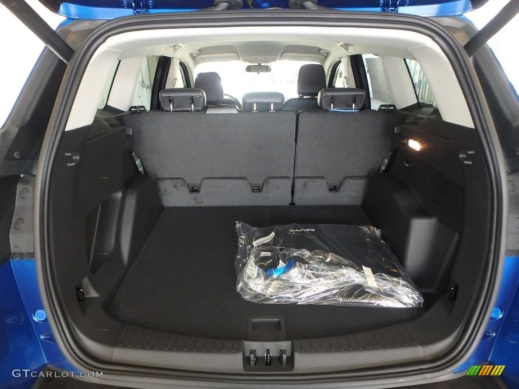 2019 Escape SEL 4WD - Lightning Blue / Chromite Gray/Charcoal Black photo #3