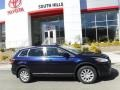 Stormy Blue Mica - CX-9 Grand Touring AWD Photo No. 2