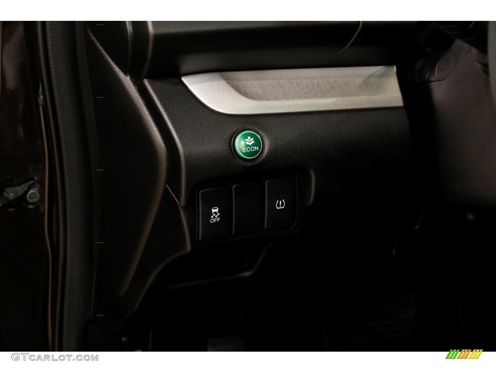 2014 CR-V EX AWD - Kona Coffee Metallic / Black photo #5