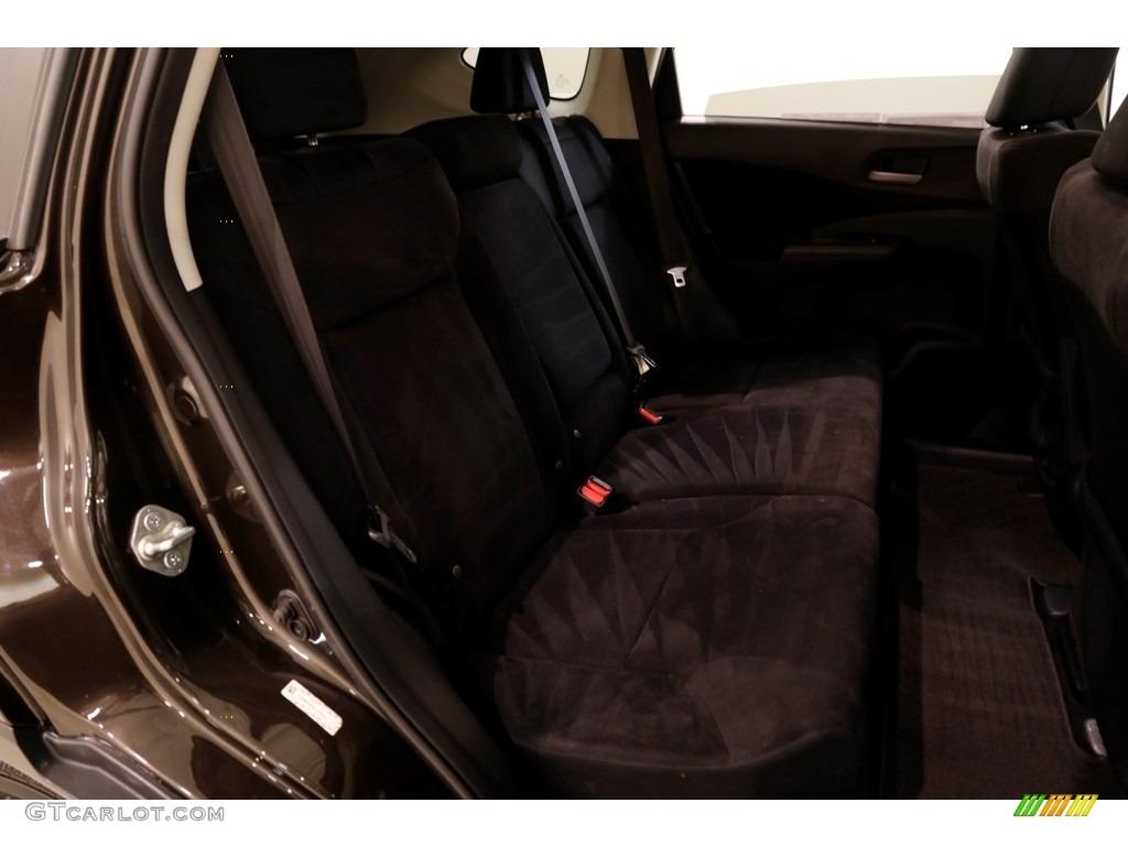 2014 CR-V EX AWD - Kona Coffee Metallic / Black photo #18