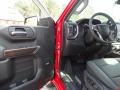 2019 Red Hot Chevrolet Silverado 1500 LT Z71 Trail Boss Crew Cab 4WD  photo #12
