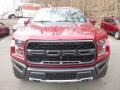 2019 Ruby Red Ford F150 SVT Raptor SuperCrew 4x4  photo #4