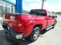 2013 Victory Red Chevrolet Silverado 1500 LTZ Extended Cab 4x4  photo #5