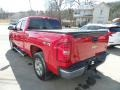 2013 Victory Red Chevrolet Silverado 1500 LTZ Extended Cab 4x4  photo #7