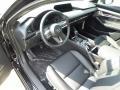 2019 MAZDA3 Hatchback Preferred Black Interior