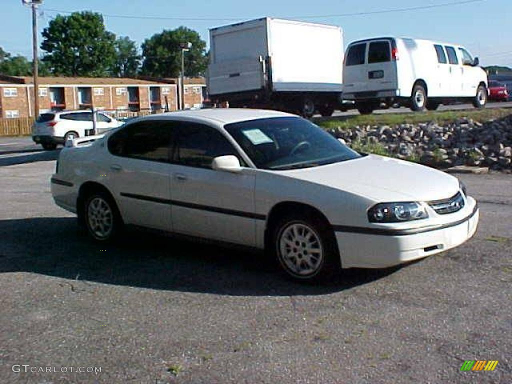 2002 white chevrolet impala 13242725 photo 3 gtcarlot. Cars Review. Best American Auto & Cars Review