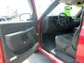 2005 Victory Red Chevrolet Silverado 1500 LS Extended Cab  photo #13