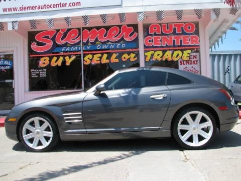 Chrysler Crossfire 2004. Chrysler Crossfire Limited