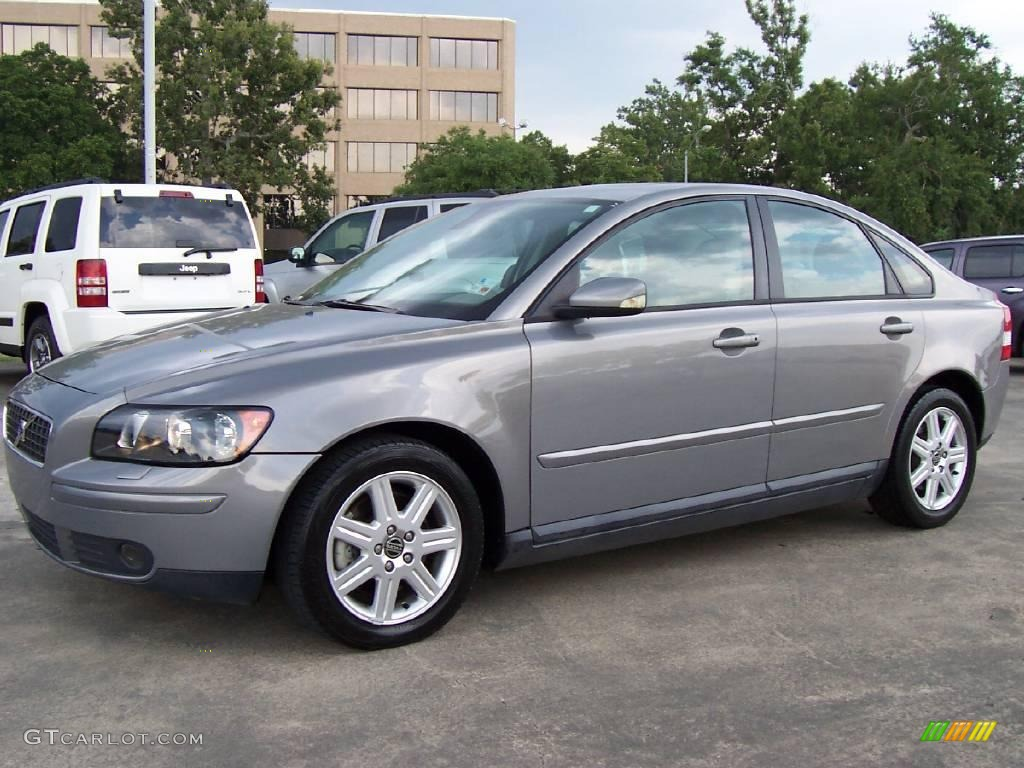 2005 flint gray metallic volvo s40 t5 13243086 photo 2 car color galleries. Black Bedroom Furniture Sets. Home Design Ideas