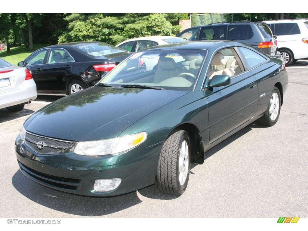 2000 fairway green pearl toyota solara se v6 coupe 13227464 fairway green pearl toyota solara freerunsca Image collections