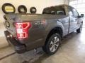 2019 Magnetic Ford F150 XL SuperCab 4x4  photo #2