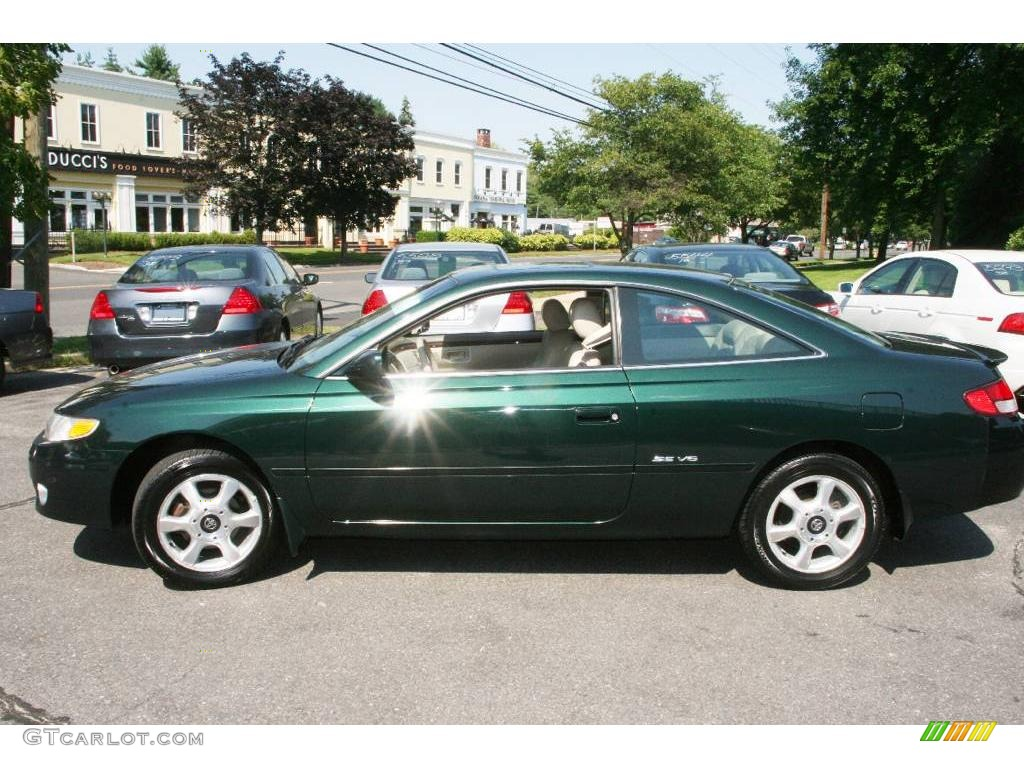 2000 fairway green pearl toyota solara se v6 coupe 13227464 photo 2000 solara se v6 coupe fairway green pearl ivory photo 9 freerunsca Image collections
