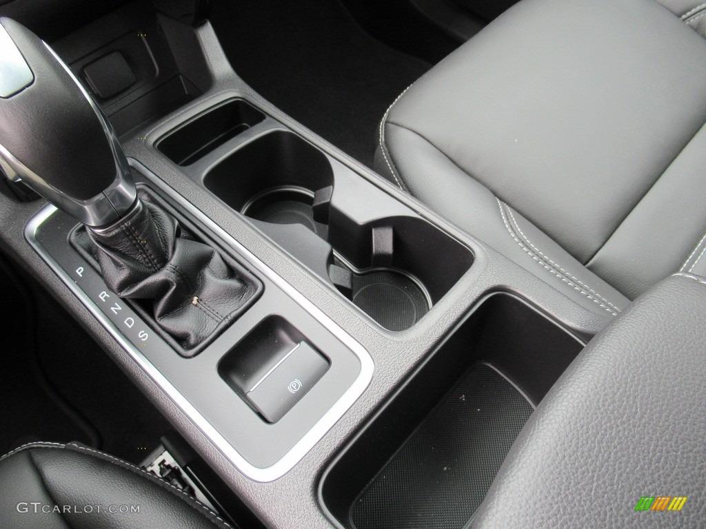 2018 Escape Titanium 4WD - White Platinum / Charcoal Black photo #19
