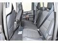 Rear Seat of 2019 Sierra 1500 Elevation Double Cab 4WD