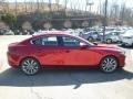Soul Red Crystal Metallic 2019 Mazda MAZDA3 Select Sedan