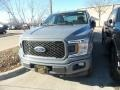 Abyss Gray 2019 Ford F150 XL SuperCab 4x4