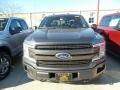 2019 Magnetic Ford F150 Lariat Sport SuperCrew 4x4  photo #2