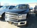 Agate Black - F150 King Ranch SuperCrew 4x4 Photo No. 1